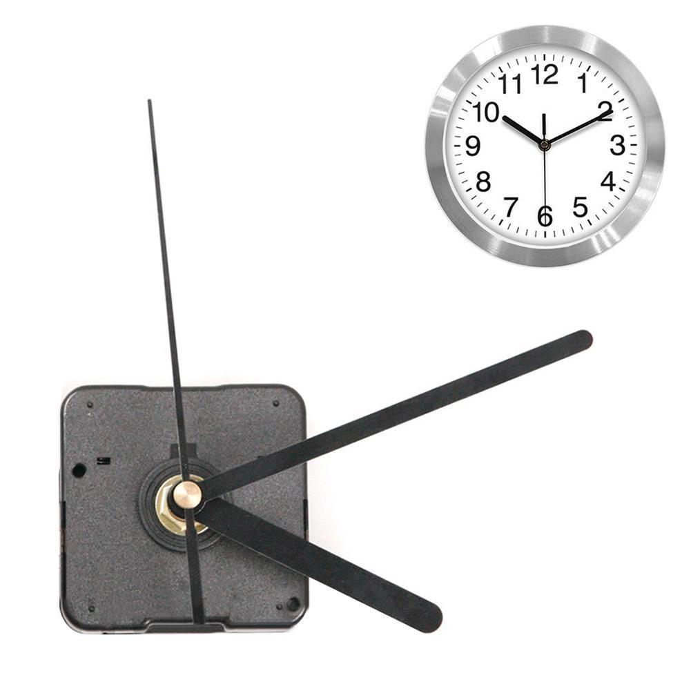 Clock Core High Quality Quartz Clock Movement Mechanism With Hook DIY Repair Parts