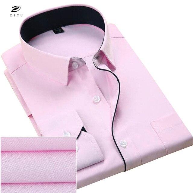 Новое Прибытие Хлопок Мужчины Рубашки Известная Марка Одежда для Человека Модной Одежды Рубашка Мужской Рубашки Платья Мужская Одежда HBL005