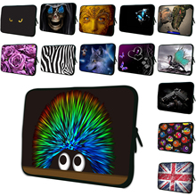 Ноутбук Неопрена Универсальный Ноутбук Сумка Для Lenovo Samsung Acer Apple Ipad/Macbook 9.7 10.1 12 13 14 15 16 17 17.4 дюймов Планшет ПК