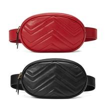 Luxus márka derék táska női derék fanny csomagok rovar díszítés övtáska női váll táskák bőr kis mellkasi táska