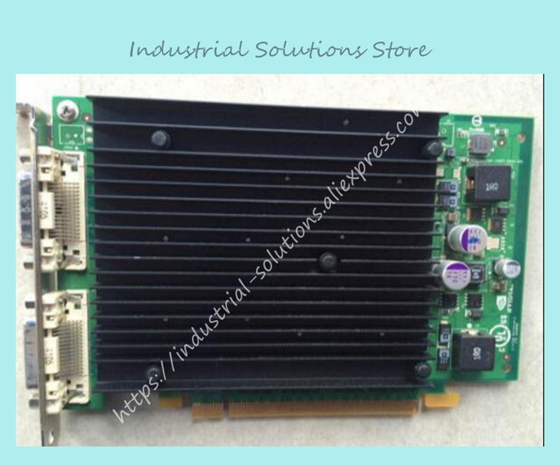 NVS440 256M PCI-E professional graphics four screen multi screen display 100% tested perfect quality nvs440 256m pci e professional graphics four screen multi screen display 100