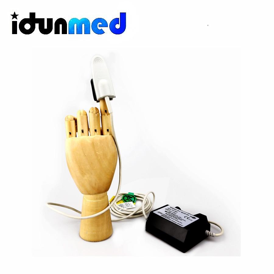 Idunmed CPAP SpO2 Kit de casa inteligente salud conectar a dedo Monitor de saturación de oxígeno oxímetro de pulso de envío gratis
