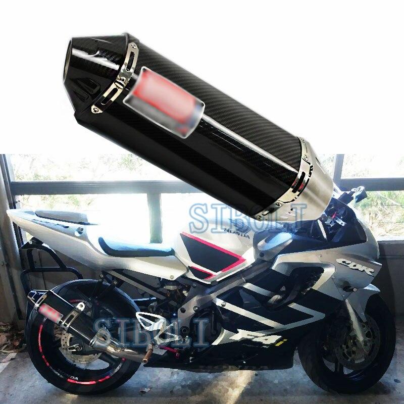 Мотоцикл для Yoshimura выхлопная углерода Волокно Глушитель Трубы протектор тепловой щит Чехол для YAMAHA R6 Suzuki K6 K7 K8 GSX600 YO14