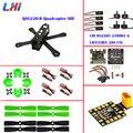 LHI QAV220 Carbon fiber frame kit DIY drone brushless motor RS2205 2300KV & LITTLEBEE 20A ESC+F3 Flight Controller RC quadcopter