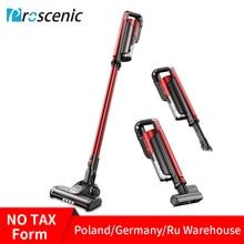 купить Proscenic I7 Wireless Vacuum Cleaner 2 in 1 Pet Stick Cordless Vacuum Cleaner with LED Motor Brush, Wall Mount and HEPA Filter недорого
