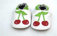 Guaranteed 100 Soft Soled Genuine Leather Baby Shoes1013