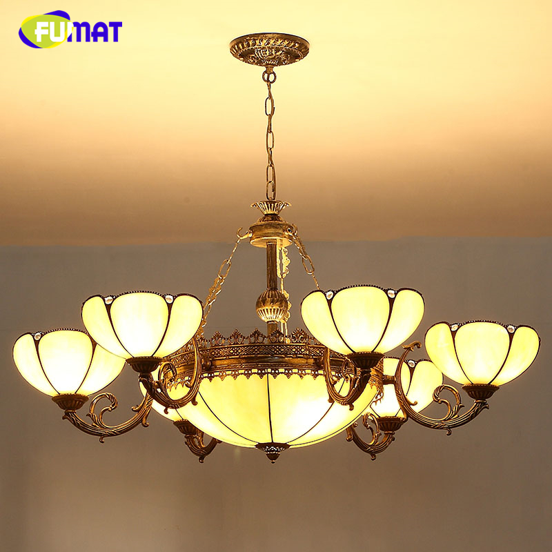 Lightings: FUMAT European Style Vintage Brief Creative Art
