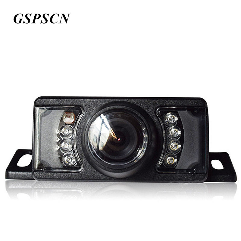 Night Vision Infrared Light Parking Car Rear View Wide Angle Backup Camera Wide Angle Car Rear View Reversing Camera new wide angle fresnel lens car parking reversing sticker useful enlarge view angle fresenl lens