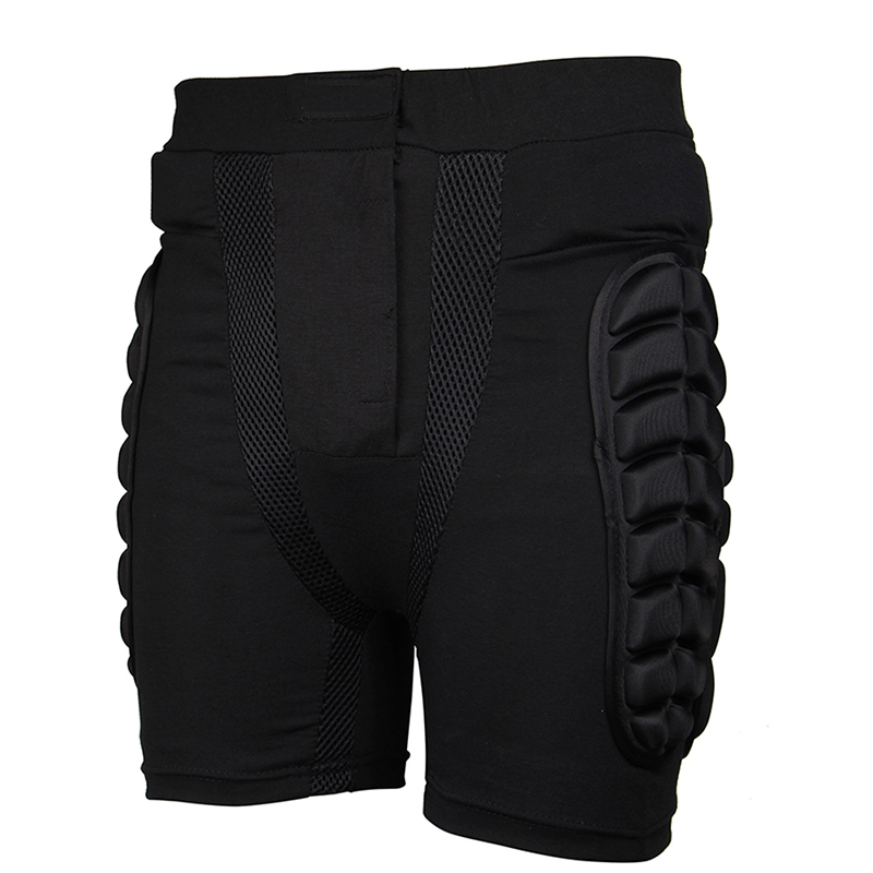 Motorcycle Sports Skiing Shorts Protective Hip Bottom Padded Amour for Ski Snow Skate Snowboard Pants Protection Shorts