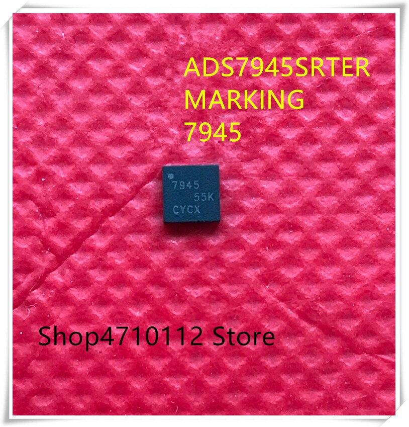 NEW 10PCS LOT ADS7945SRTER ADS7945SRTET ADS7945 QFN IC