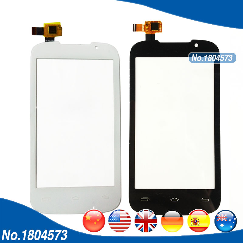 Touch Screen For Prestigio MultiPhone PAP 3400 Duo PAP3400 Touch Screen Panel Digitizer Front Glass Sensor Replacement 1PC/Lot