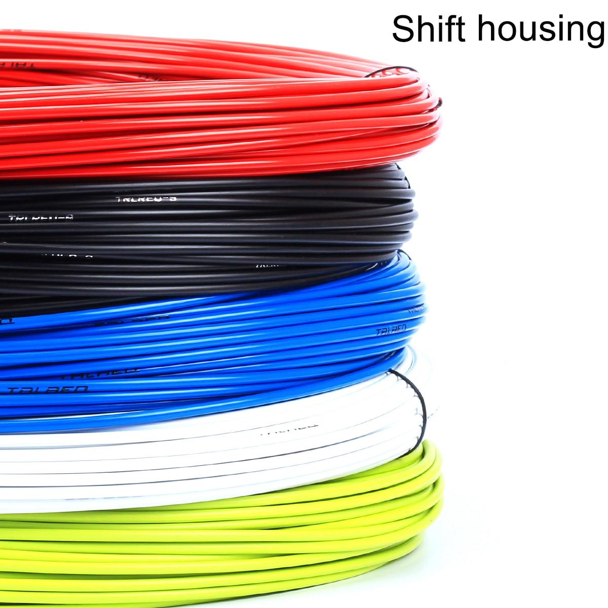 3 meter Shift Gehäuse/shifter äußere kabel Gehäuse Für Rennrad MTB Fahrrad Gefüttert shift kabel gehäuse Schlauch Kit set Für Shimano