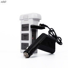 Car Charger Lipo Battery Charge 17.5V 4A 70W Output For DJI phantom 3 Professional Advanced Standard Drone Accessories