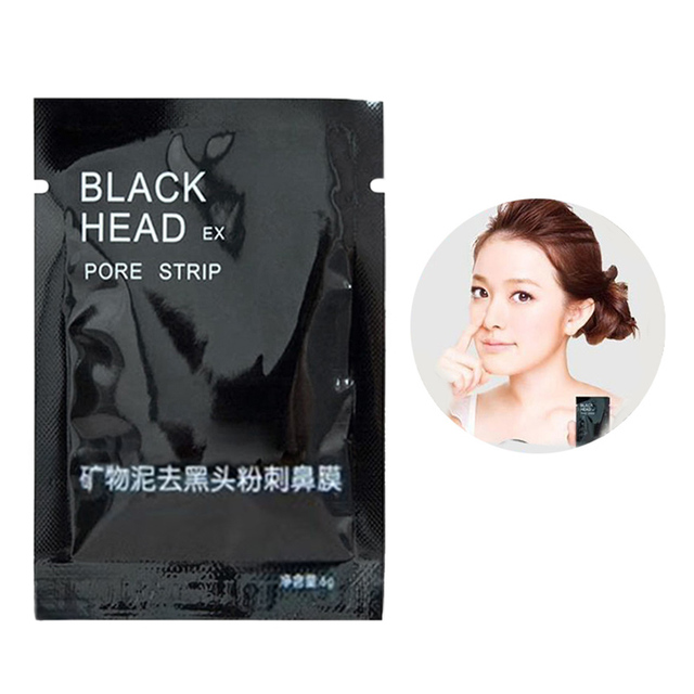 Acne patch face Pore Deep Cleansing Purifying Peel Off Acne Black mud Remover Pore Cleanser For Nose Facial Acne Scar treatment