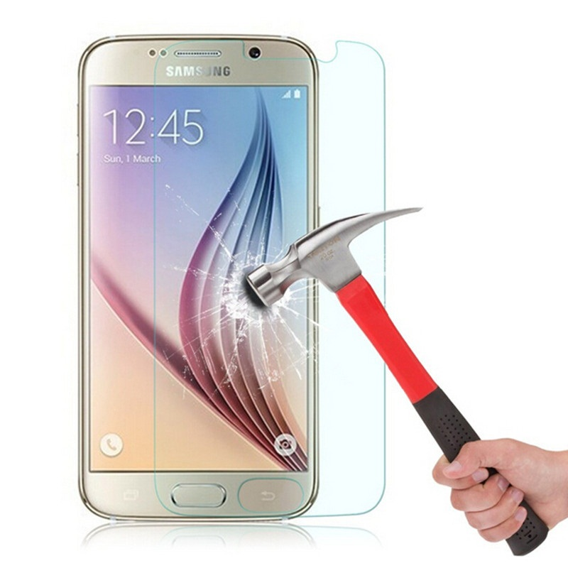 Tempered Glass Screen Protector For Samsung Galaxy J7 J5 J3 2016 Mini J1 G531H Grand Neo ...