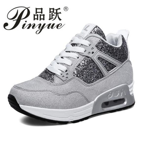 2018 Top Fashion Leather Shoes Handmade Luxury Brand Tenis Feminino Sapato Women Casual Wedges Basket Femme Air Superstar 35-40 shoes men leather 2017 ms casual shoes low help white black flat leisure fashion female superstar shoes tenis feminino mujer