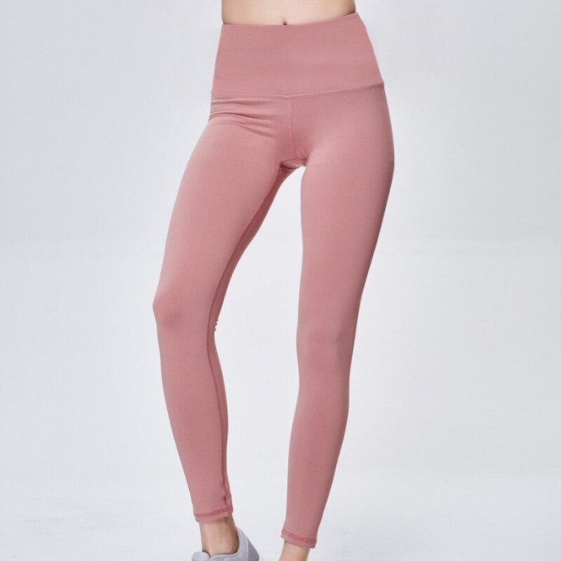 TOIVOTUKSIA High Quality Active Wear Leggings for Gym Women High Waist Female Pants