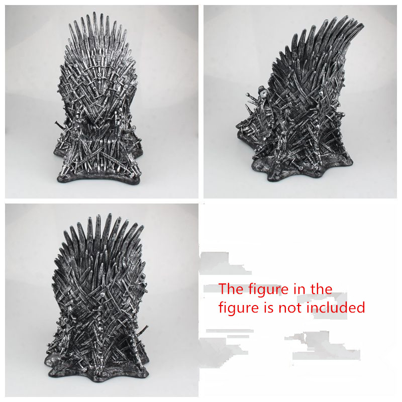 The Game of Thrones Figure Game of Thrones Iron Throne 31cmThe Game of Thrones Figure Game of Thrones Iron Throne 31cm