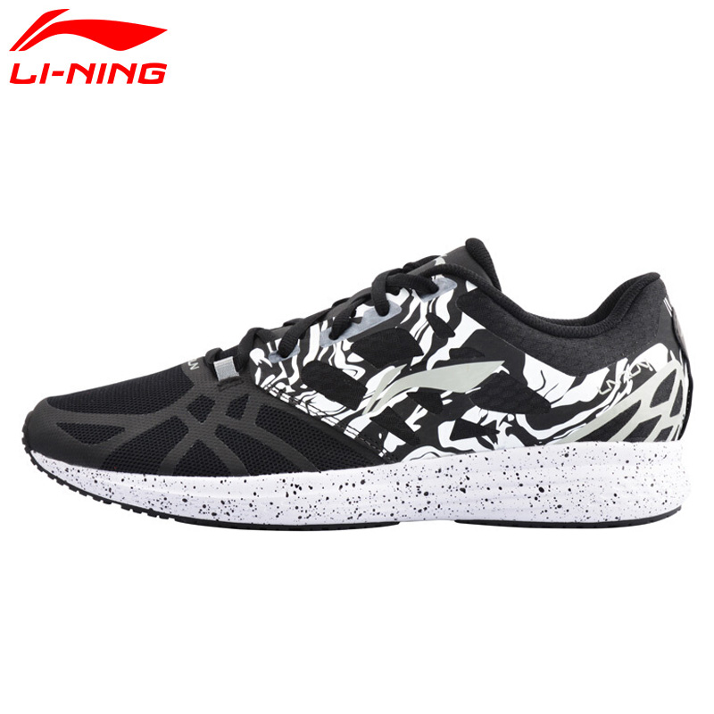 Li-Ning Men's Speed Star Cushion Running Shoes Light Breathable LiNing Sneakers Footwear Sports Shoes ARHM021 XYP544 original li ning men professional basketball shoes