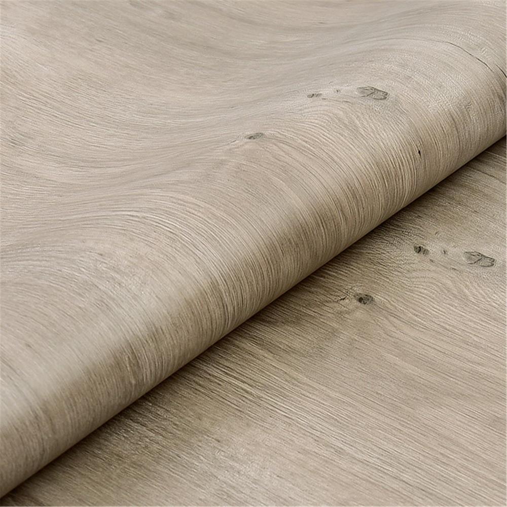 2019 PVC Self Adhesive Wallpaper Furniture Renovation Stickers Waterproof Kitchen Cabinets Wardrobe Door Wood Decorative Film