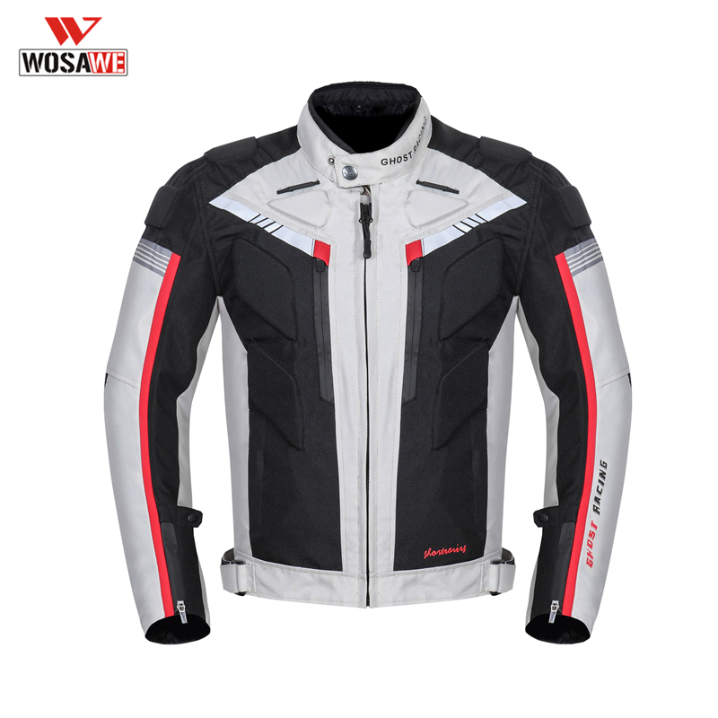 Motorcycle Jacket Motorcycle Pants Windproof Full Body Protective Gear Armor Windproof Autumn Winter Motorbike Moto Clothing