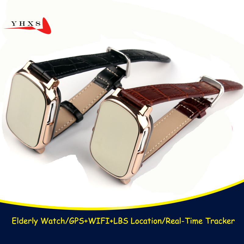 2018 New T58 Smart Kids Safe OLED Watch SOS Call GPS WIFI Location Finder Tracker Child Elder Remote Monitor Baby Wristwatch