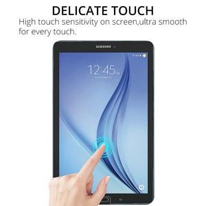 Image 5 - Samsung Galaxy Tab için E 9.6 cam sm t561 ekran koruyucu üzerinde de pantalla para T561 T560 temperli cam koruyucu film 9h 9 6