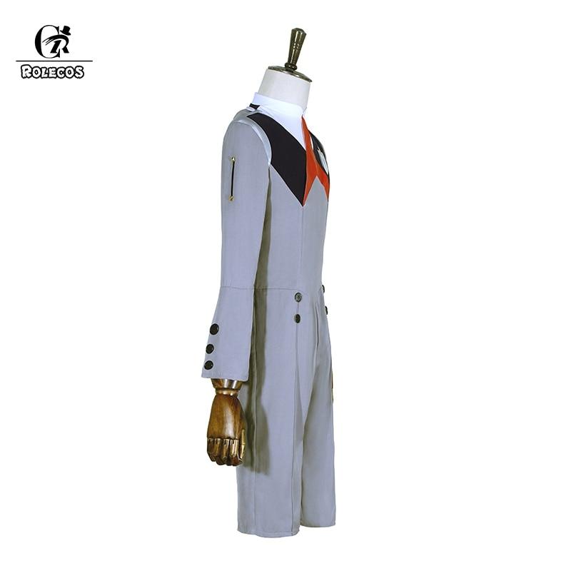 ROLECOS DARLING i FRANXX Cosplay Hiro 016 Cosplay Kostym GORO ZOROME - Maskeradkläder och utklädnad - Foto 3