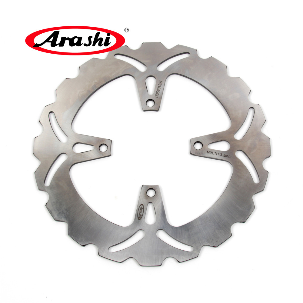 Arashi 1PCS For SUZUKI GSX F 600 GSXF 600 GSX600 F 1988 1989 1990 1991 1992 1993 1994 1995 1996 1997 CNC Brake Disc Brake Rotors front brake disc for honda rs r 125 1991 1992 1993 1994 1995 1996 1997 1998 1999 2000 2001 2005 rs gp 125 brake disk rotor rs125