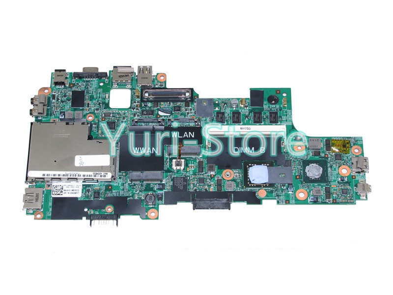 NOKOTION NOKOTION N0MYT for XT2 LAPTOP 48.4AE02.011 CN-0N0MYT 0N0MYT MOTHERBOARD CORE 2 DUO SU9600 1.6GHZ WORKS nokotion sps v000198120 for toshiba satellite a500 a505 motherboard intel gm45 ddr2 6050a2323101 mb a01