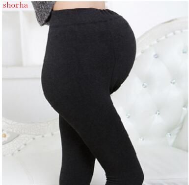Autumn winter new plus velvet thick pregnant women pants High Quality Sell Maternity Formal Trousers Pregnant Women Belly Pants