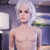 Hdk Секс-куклы для Для мужчин мужской куклы пенис японской реального силиконовые 160 см взрослая игрушка кукла любовь полный житейских Размер...