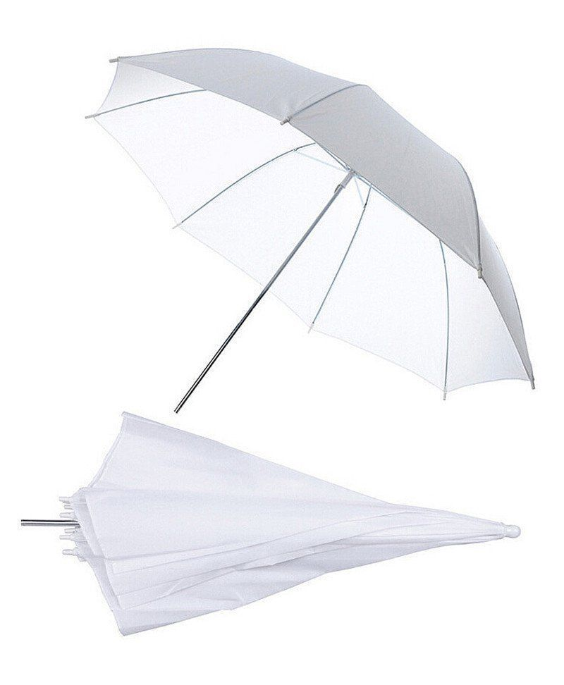 83cm 33'' Pro Studio Photography Reflector Translucent White Diffuser Photo Umbrella