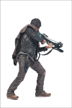 NEW hot 25cm The walking dead Daryl Dixon Action figure toys doll collection