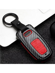 Car-Styling-Accessories Cover Key-Case Abs-Decoration Audi A6 Q5 S5 for RS4 A3 Q3 S3