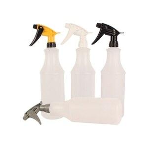 1 Uds. Botella pulverizadora cilíndrica de niebla de agua delicada de 1000ML pulverizador resistente a Químicos para líquido QD Auto nuevo