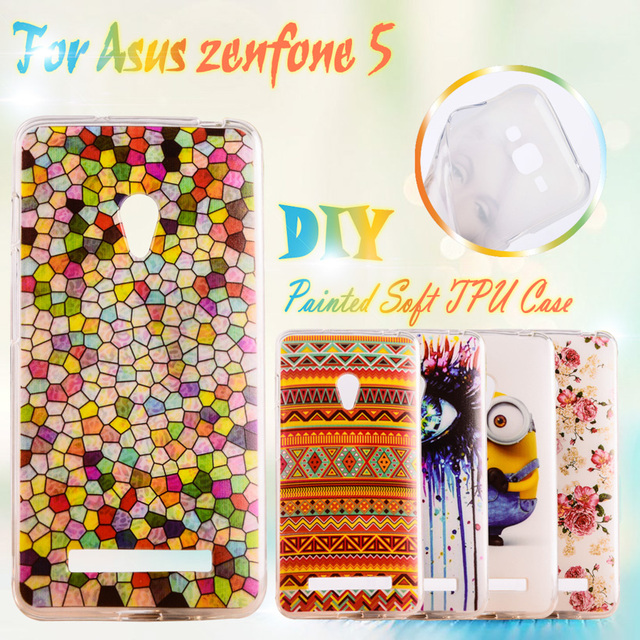 TAOYUNXI For Zenfone 5 Phone Cases For Asus Zenfone 5 ASUS_T00J (A501CG) A500CG A500KL ZenFone5 5.0 inch Case shell Cover TPU