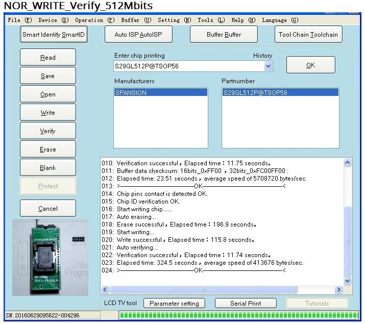 extremamente rápido universal programador rt809h melhor do que rt809f + 25 adaptadores