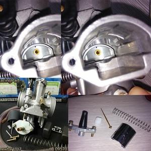 Image 5 - ZSDTRP Motorcycle For keihin koso pwk carburetor Carburador 21 24 26 28 30 32 34 mm with power jet fit on racing motor