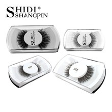 Fashion 30 pairs 3d mink lashes false eyelashes natural long volume mink eyelashes extension makeup maquiagem faux cils eyelash