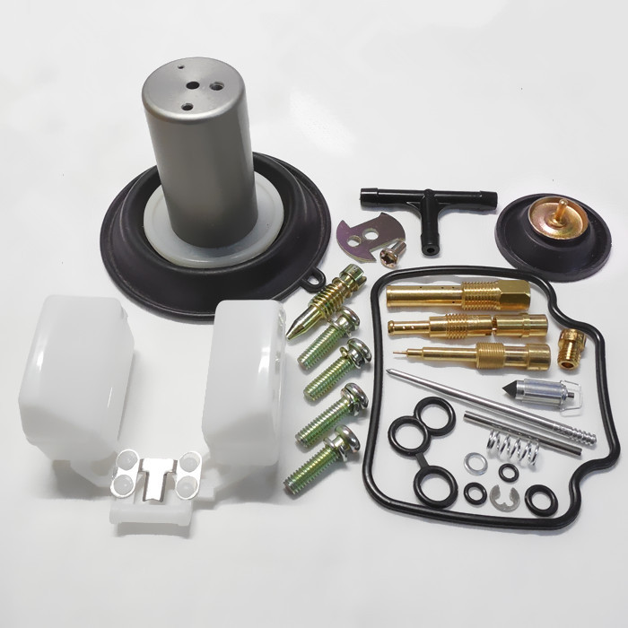 PD24J Carburetor Repair Rebuild Kit GY6 125CC ATV Quad Gokart Moped Scooter 22MM Plunger (most Fully Equipped)