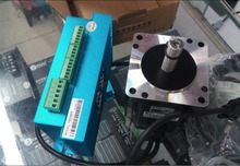 Новый Leadshine легко сервопривод HBS86H и гибридный двигатель 86HBM80-01-1000 комплект может вход 30V-100VDC или 20V-70VAC выход 8NM