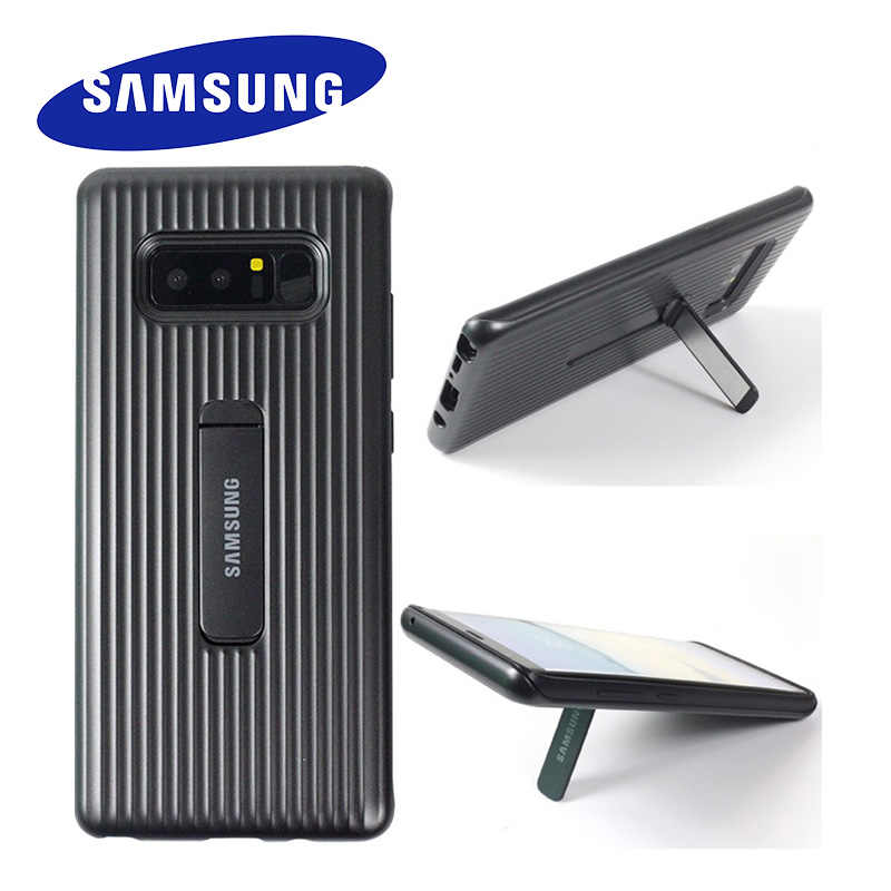 Original Samsung Galaxy Note 8 Standing Protect Case Ultimate Full Protective Phone Case Galaxy Note8 Tough Stand Armor Cover