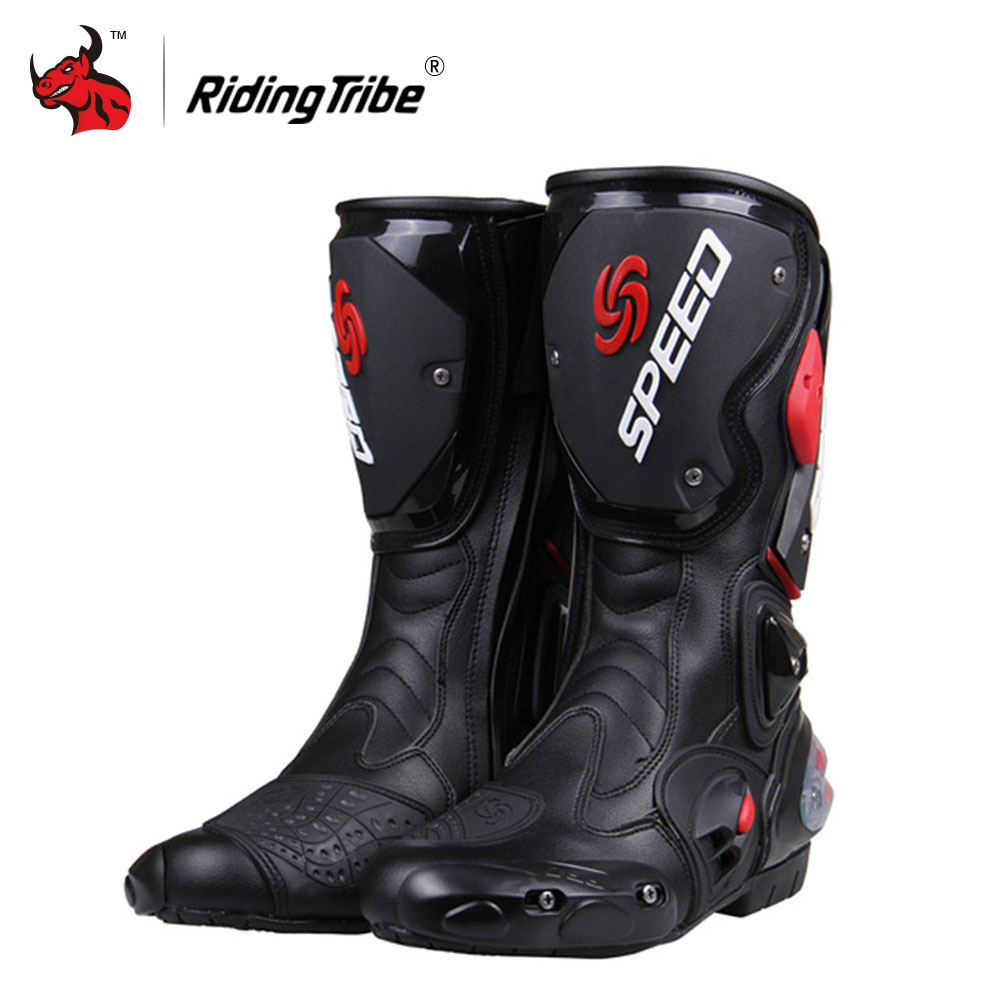 Compare Prices on Mens Motorcycle Racing Boots- Online Shopping ...