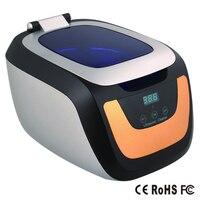 Limplus Haushalt Ultraschall Reiniger 750ml Ultraschall Washer Cleaninng Schmuck Uhr Gläser Münzen-in Ultraschall-Reiniger aus Haushaltsgeräte bei