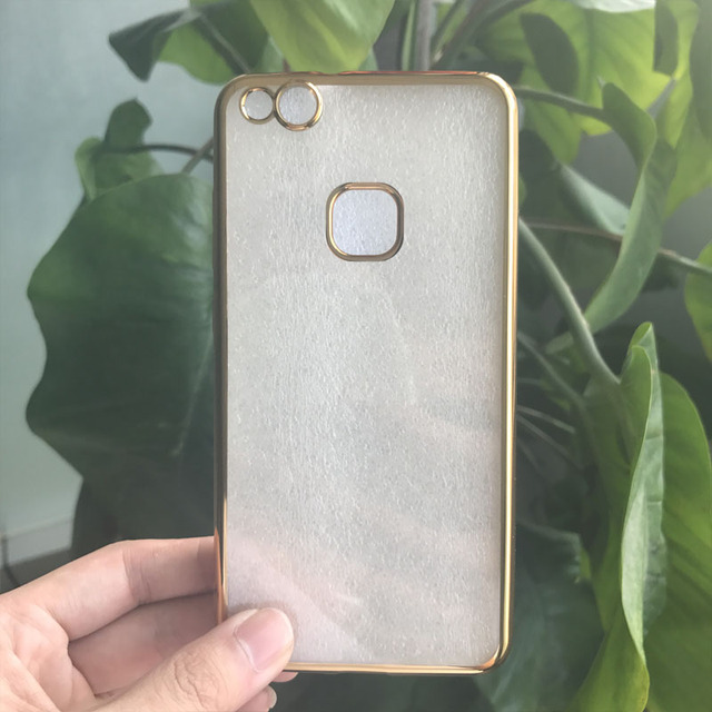 coque huawei p10 lite rose gold silicone