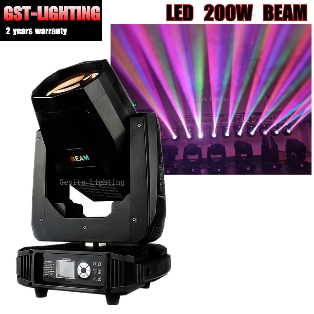 2PCS/LOT led 200W 5R Beam Moving Head Light Spot Disco Light for Club dj|Stage Lighting Effect| |  - title=