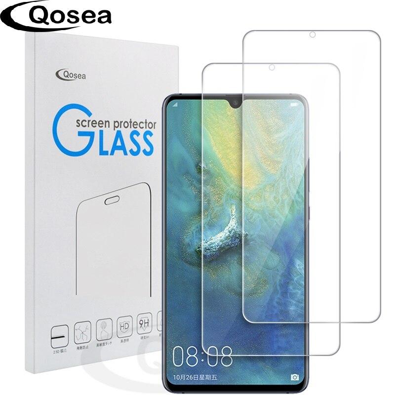 (2 pack) pour Huawei Compagnon 20X Écran Protecteur 9 H Ultra Clear Pour Huawei Compagnon 20 X Pro Lite De Protection Téléphone Trempé verre Film