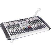 Миксер MICWL  Новый 16 каналов  Двойной передатчик  аудио  DJ  сценический эквалайзер  звуковой микрофонный Миксер для караоке  миксер  миксер ...