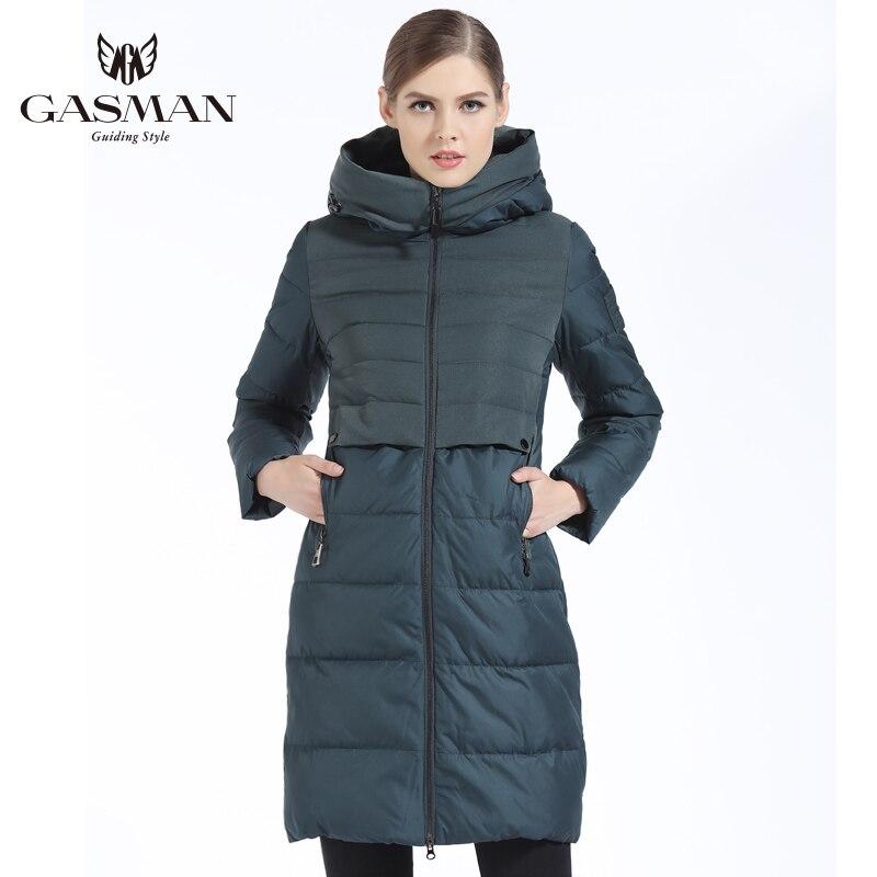 QING MO 2019 зимнее женское Стеганое пальто с рукавом «летучая мышь», Женская парка с капюшоном, пальто, Толстая теплая куртка на подкладке из хло... - 3